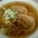 中華そば 来味 - ラーチャン ¥850 のラーメン
