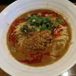 立石担担麺 火のき - 担々麺¥800