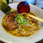 73301174 - 肩ロースチャーシュー麺(醤油)950円/46