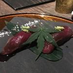 恵比寿 ちょこっと - 肉寿司