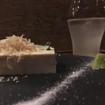 恵比寿 ちょこっと - 塩豆腐