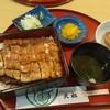 大松 - 料理写真:特上まぶし 3,000円
