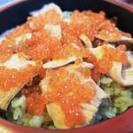 与香朗寿司 - 2017年はらこ飯