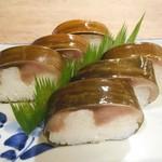 73305531 - 鯖姿寿司