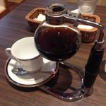 マルゼン カフェ - サイフォンコーヒー