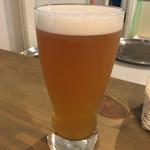 さかづき Brewing - 月の滴IPA(650円)