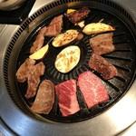 焼肉処 葡萄屋 - 料理写真: