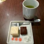 天壇  - デザート