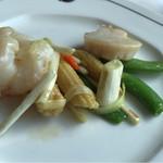 ヘイフンテラス - 海鮮と彩り野菜の炒め