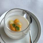 ヘイフンテラス - 杏仁豆腐