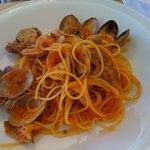 イタリア料理 リストランテ フィッシュボーン - パスタランチ