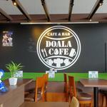 ドアラ カフェ - 店内(イベントステージ)
