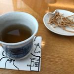 73310813 - お茶はもちろん  そば茶