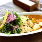 チャヤマクロビ - 夏野菜カレー