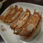 浪花ひとくち餃子 餃々 - もちもち米粉のキノコ餃子