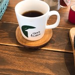 ワンズ ホーム - ホットコーヒー