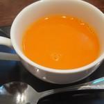 パラタ - トマトスープ(クーポン利用)