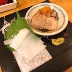 鮨屋時蔵 - イカ・イズスミ