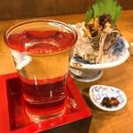 鮨屋時蔵 - 日本酒へ