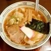 河島屋食堂 - 料理写真:河島屋食堂@山形 ワンタン麺