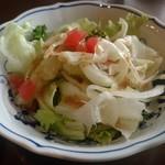 ブージーズ - サラダ
