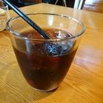 YamagataSteak&CafeRestaurant飛行船 - ドリンクセット(150円) コーラ