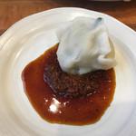 山東 - 水餃子とココナッツ風味のタレ