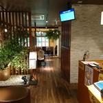 谷口屋 - レストラン入り口