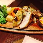 イタリアン&グリル アクア イルフォルノ - 古白鶏