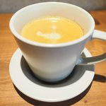 73320418 - ケーキ+カフェ 1026円 のコーヒー