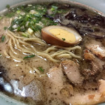 あづまラーメン - 料理写真:ラーメン450円