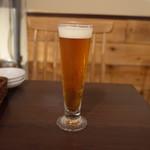 VECTOR BEER - BROOKLYN LAGER/BROOKLYNのグラス