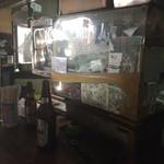 おでん 深川 - お店の雰囲気