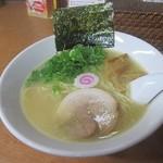 魚介系ラーメン専門店 たんぽぽ - 料理写真:2017年9月再訪問