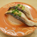 回転寿し トリトン - 炙りサバ(240円・外税)