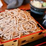 金太郎 - 御厨そば¥640 +大盛¥200