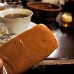 純喫茶 光 - カステラ