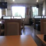 中国料理 紅龍房 - テーブル席