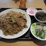 中国料理 紅龍房 - 料理写真:Bランチ(五目焼きそば)