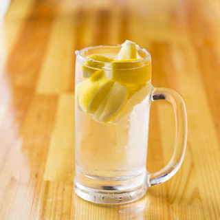 大人気の冷凍レモンチューハイ
