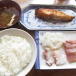 みなと食堂 - 9月の市場定食