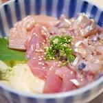 73325296 - 二色丼¥900