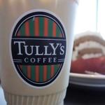 タリーズコーヒー - ドリンク写真:アイスカフェラテ