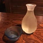 イザカヤいっちょ - 日本酒(手取川)