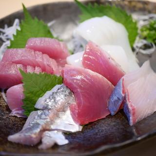 鮮魚・お食事処 山正 - 料理写真:お刺身定食DX¥1250
