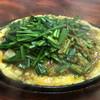 ジュー文華 - 料理写真:トップフォト 超力ジュー(挽肉ニラ+カレー)①