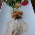 Trattoria L'arche - 前菜