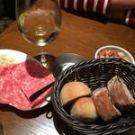 MEAT&WINE ワインホールグラマー -