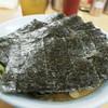 極楽汁麺 らすた - 料理写真:ラーメン(並)のり増し