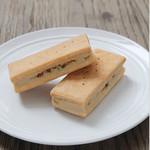 チャヤマクロビ - 米粉のマクロビバターサンド(Biopleの商品ページから拝借しました)